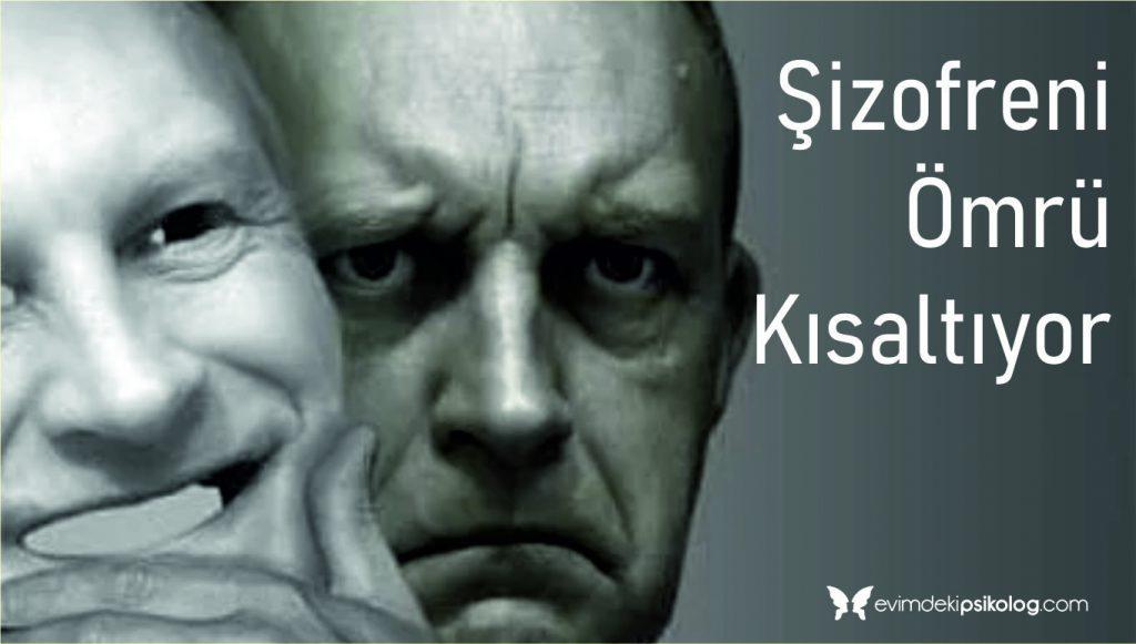 Şizofreni hastalarının ömrü