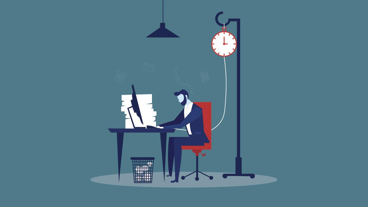 Çok çalışmanın psikolojik etkileri